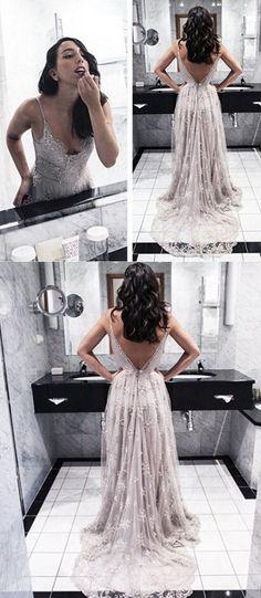 White Evening Dresses, Long Evening Dresses, Sleeveless Prom Dresses ...