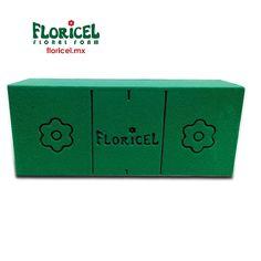 Foto Oasis Floral foam FLORICEL brand.