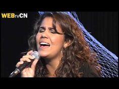 """Eliana Ribeiro canta """"Força e vitória"""""""