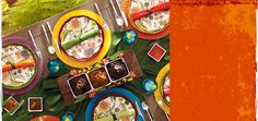 Our New Bali Collection: Tropical Tastes Dinnerware at Cost Plus World Market