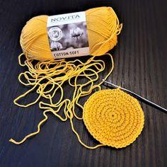 Maria A: Ohje: Virkattu mustekala Baby Knitting Patterns, Crochet Patterns, Octopus Crochet Pattern, Baby Staff, Projects To Try, Winter Hats, Crochet Hats, Embroidery, Cotton