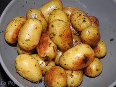 Bonjour, voici une petite recette vite prête, si vous n'avez pas de cookeo la recette est Ici ! J'ai trouvé ces petites pommes de terre de saison sur le marché et nous nous sommes régalés, je les ai préparé lors d'un barbecue pour accompagner de bonnes... Barbecue, Voici, Gluten, Vegetables, Food, Wraps, Food Recipes, Apples, Thermomix
