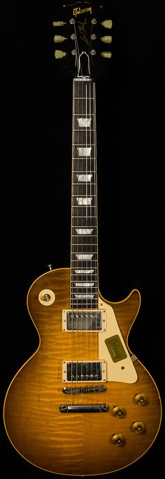 """Collector's Choice #24 Charles Daughtry 1959 Les Paul """"Nicky"""" 