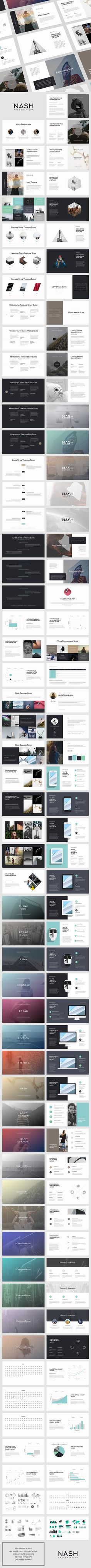 NASH on Behance