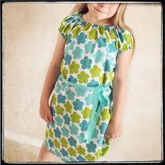 Sweet Little Dress Pattern PDF - 6 to 10