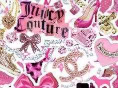 Juicy couture, Couture and Backgrounds on Pinterest