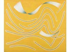 Hagelstam & Co Visual Arts, Finland, Abstract, Artist, Painting, Yellow, Summary, Artists, Painting Art