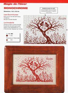 Cross Stitch *<3* Tree