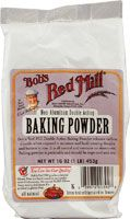 Bob's Red Mill Non-Aluminum Double Acting Baking Powder Gluten Free Homemade Baking Powder, Baking Soda Uses, Hcg Diet Recipes, Nutritional Supplements, Baking Tips, Organic Recipes, Pistachio, How To Stay Healthy, Food To Make