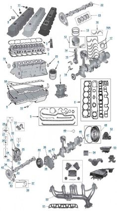 Jeep Wrangler 2005 Tj 2 4l Engine Diagram Pictures To Pin On