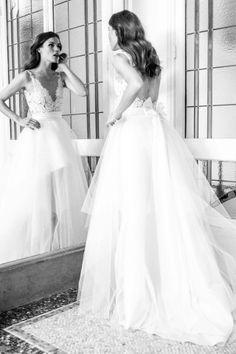 Les robes de mariée dos nu ont le vent en poupe ces dernières années et se déclinent à l'infini chez les créateurs. Ces derniers...