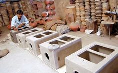 Awesome Clay Refrigerator Requires Zero Energy to Keep Food Cool