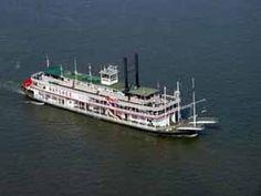 New Orleans Dinner & Jazz Cruise #Louisiana #Travel #FlyICT
