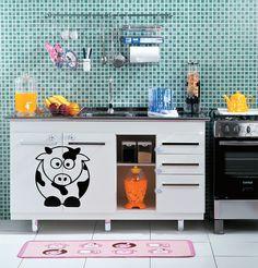 cozinha / dedoração
