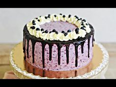 Tort JAGODOWY i Drip Cake – Przepis – Mała Cukierenka - YouTube Malaga, Tiramisu, Cake, Ethnic Recipes, Kuchen, Pie, Cakes, Tiramisu Cake, Torte