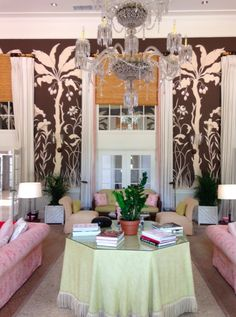 LYFORD PINK | Mark D. Sikes: Chic People, Glamorous Places, Stylish Things