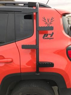 Pole Ladder - Valkyrie Off Road Gear Jeep Xj, Jeep Truck, Ford Trucks, Jeep Wrangler, T3 Camper, Kombi Motorhome, Campers, Nissan Pathfinder, Accessoires 4x4