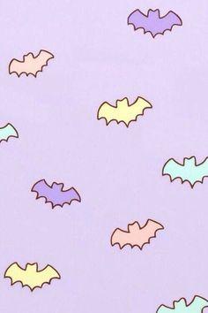 Bats iPhone background #fall #halloween #backgrounds