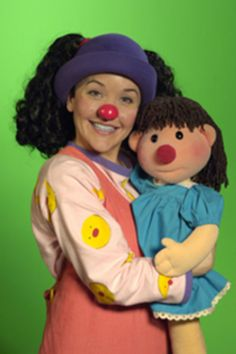 Molly From The Big Comfy Couch I Know She Not Alice In