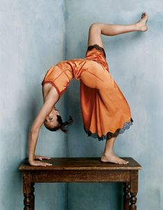 The Hardest Yoga You've Never Tried Explore the mind body connection while exploring benefits of Yoga and meditation. So for inspiration, for beginners, for weight loss, yoga poses, Christy Turlington, Yoga Fashion, Anti Fashion, Witch Fashion, 90s Fashion, Daily Fashion, Dress Fashion, Fashion Models, Womens Fashion