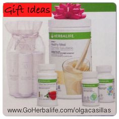 GIVE THE GIFT OF BEAUTY AND WELLNESS!!!  Help turn wishes into goals for everyone on your list‼️Register on my site and start shopping for gift ideas at www.GoHerbalife.com/olgacasillas  #herbalife #health #beauty #wellness #goal #gifts #lifestyle #livehealthy #weightloss #loseweight #christmas #family #fitmom #fitdad #coaching #controldepeso #commitment #salud #bienestar #regalos #navidad #fitness #Fit #fitchicks #radiant #glow #SKIN #herbalifeSKIN #energy #eatclean #protein #protect