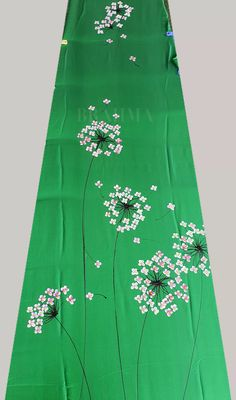 Hand Painted Sarees, Handloom Saree, Fabric Painting, High Waisted Skirt, Sequins, Embroidery, Elegant, Skirts, Collection