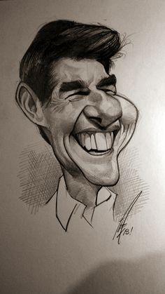 tom cruise caricature                                                                                                                                                     More