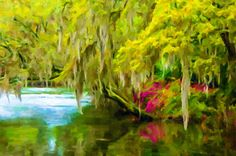 I uploaded new artwork to fineartamerica.com! - 'Autumn Landscape With Trees And River 2' - http://fineartamerica.com/featured/autumn-landscape-with-trees-and-river-2-lanjee-chee.html via @fineartamerica