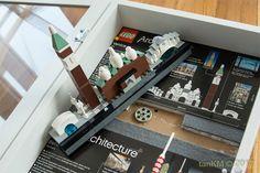 LEGO & IKEA kasseby Idea Lego Shelves, Lego Storage, Storage Ideas, Harry Potter Castle, Lego Harry Potter, Vitrine Lego, Decor Interior Design, Interior Decorating, Decorating Ideas