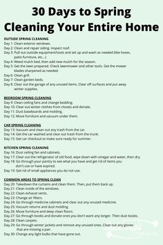 Cleaning Day, Spring Cleaning, Cleaning Hacks, Declutter Your Home, Organize Your Life, Home Organization Hacks, Organizing, Siding Repair, Messy Room