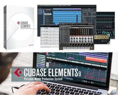 Cubase Elements v9.0.10 XT WiN Team V.R   Feb 03 2017   7.00 GB / 64 MB Cubase Elements welcomes you to the world of Cubase, offering a streamlined music