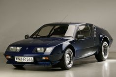 Auto der Woche: Alpine A 310 V6, die Porsche-Konkurrenz