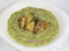 Cuketový prívarok s tofu • Recept   svetvomne.sk Tofu, Guacamole, Hummus, Paleo, Mexican, Ethnic Recipes, Beach Wrap, Mexicans, Paleo Food