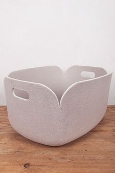 Muuto - Restore - storage basket Sand large-1