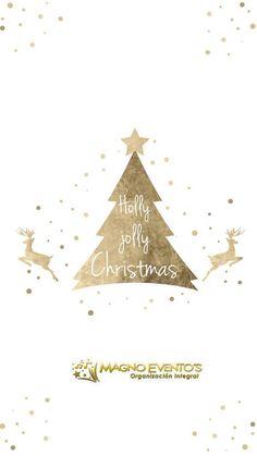 It's a holly jolly christmas! Christmas Phone Wallpaper, Holiday Wallpaper, Winter Wallpaper, Wallpaper Natal, Of Wallpaper, Wallpaper Backgrounds, Iphone Backgrounds, Noel Christmas, Christmas Colors