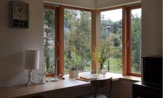 出窓からの風景で心癒される~出窓のある事例画像集~