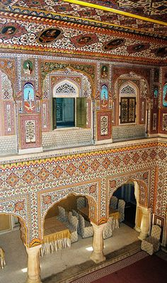 darya-kinaray: Samode Palace - Rajasthan by FabIndia on Flickr.