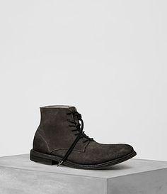 Men's Brisk Boot (Washed Black) -
