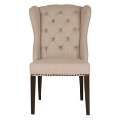 I pinned this Maison Casa Dining Chair from the Style Study event at Joss & Main!