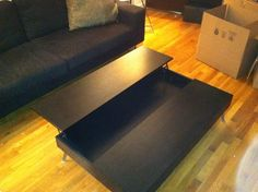 Check it out! Coffee Table - Multi-Functioning/Excellent Storage in Midtown, Manhattan on Krrb!