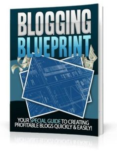 How to earn money google adsense 2018 e book pdf w pinterest blogging blueprint pdf ebook with full resale rights malvernweather Images