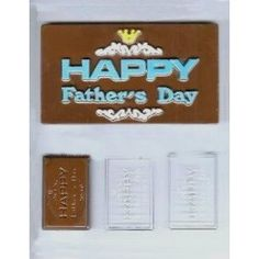 #FathersDay Plaque #Candy Molds.  $2.99