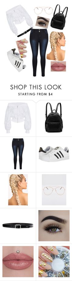 """cute"" by laderriagilyard9 ❤ liked on Polyvore featuring SemSem, STELLA McCARTNEY, adidas and Lauren Ralph Lauren"