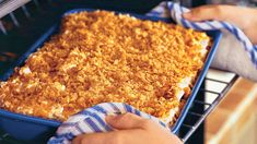 Recipe: Au Gratin Potato Casserole    An Au Gratin Potato Casserole can be a simple way to have potatoes a part of your Thanksgiving lunch or dinner. So why not make