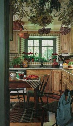 Only things I like are the painted window frame and shade of cabinet wood.