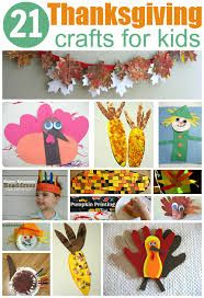 thanksgiving toddler crafts - Google Search