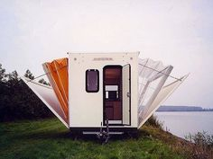 A Camper That Takes Luxury Camping to a New Level Without Looking Outrageous - Dose - Your Daily Dose of Amazing