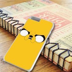 Adventure Time Jake The Dog Cartoon iPhone 6 Plus|iPhone 6S Plus Case