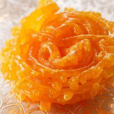 Découvrez la recette Zlabia sur cuisineactuelle.fr.