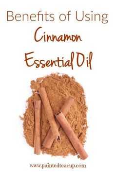 Tips for how to use cinnamon essential oil! 4 ways to use it plus diy projects and important cinnamon essential oil safety precautions! Cinnamon Oil, Cinnamon Essential Oil, Essential Oil Uses, Cinnamon Health Benefits, Oil Benefits, Diffuser Recipes, Medicinal Herbs, Natural Medicine, Tips
